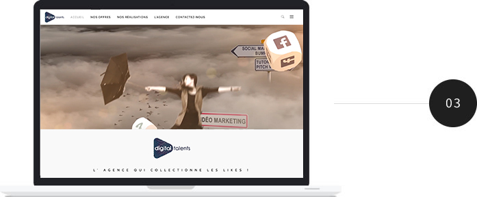 digital talents - video marketing agency